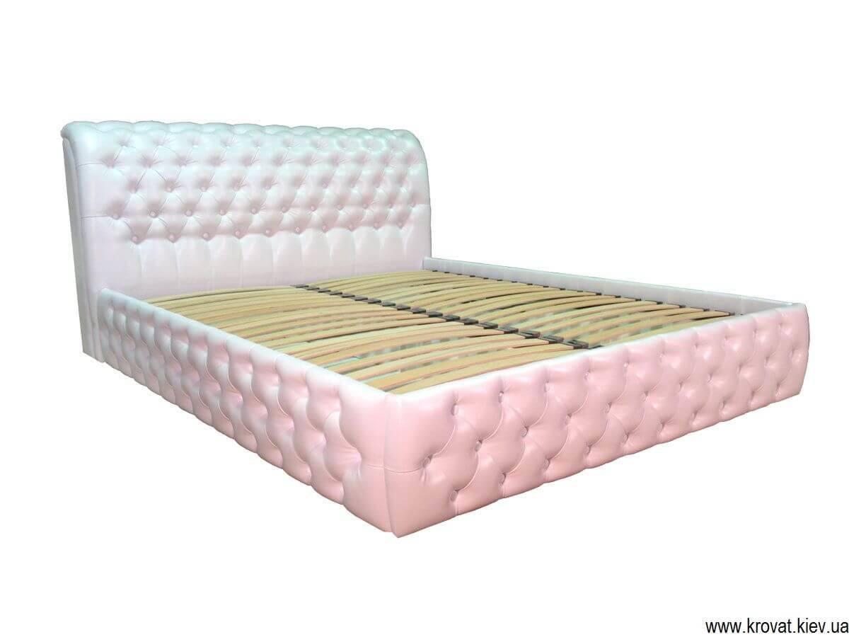 производство кроватей с капитоне