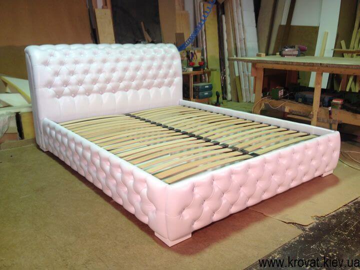 производство кроватей с каретной стяжкой