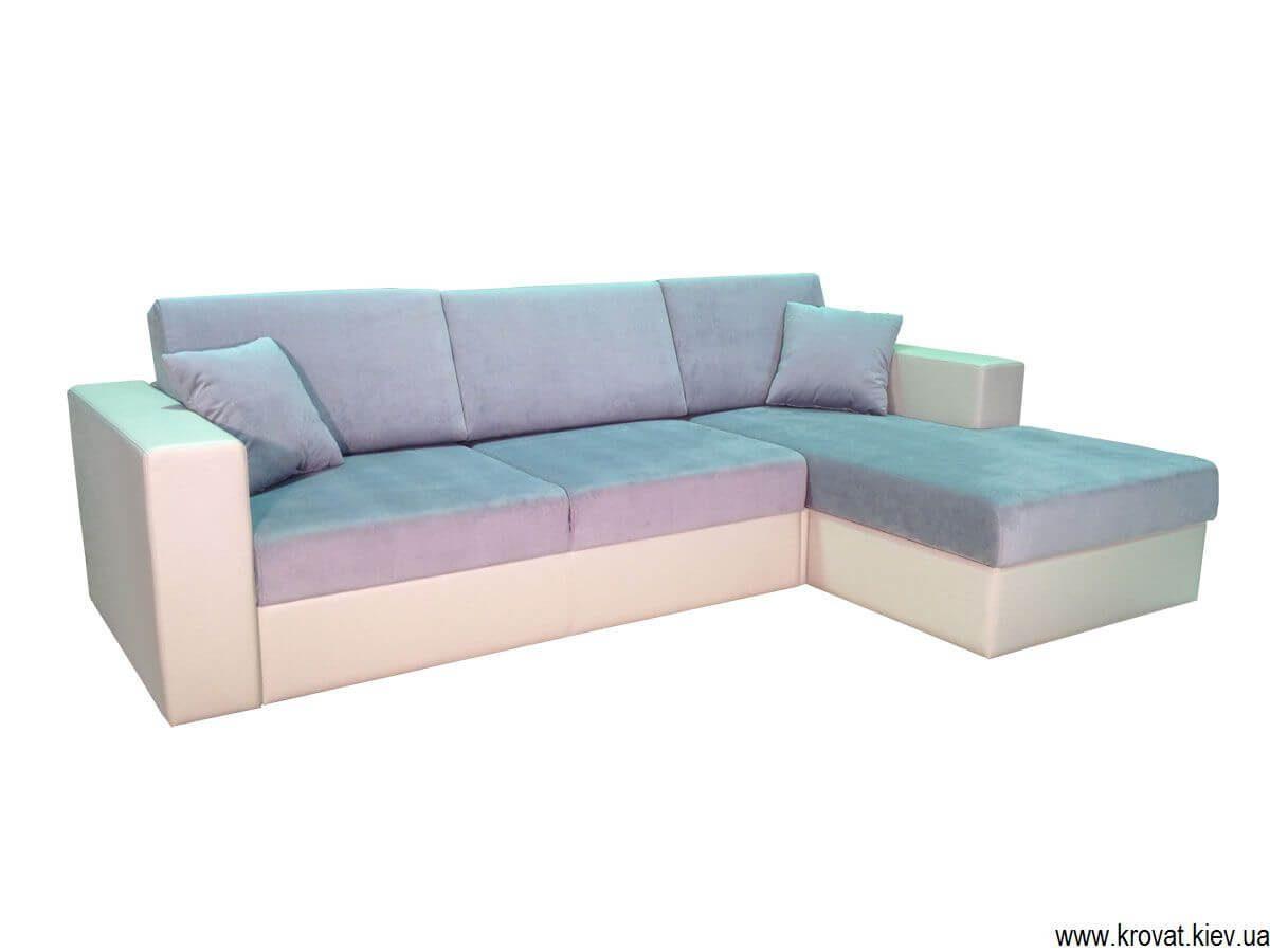 раскладывающийся угловой диван