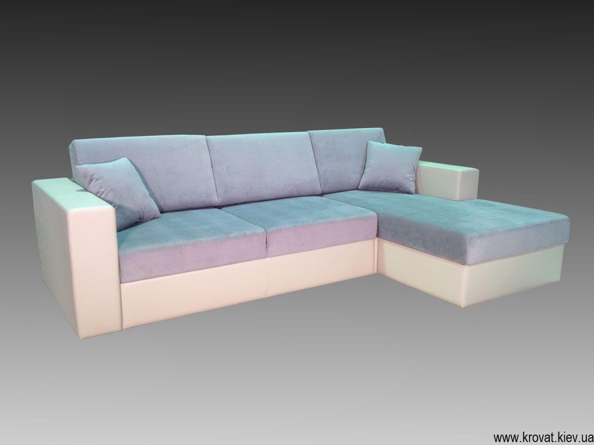Раскладной угловой диван