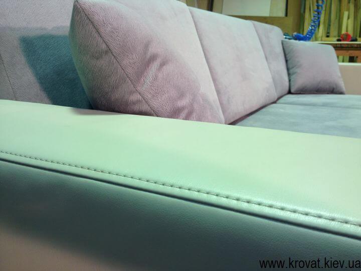 розкладаючийся кутовий диван на замовлення