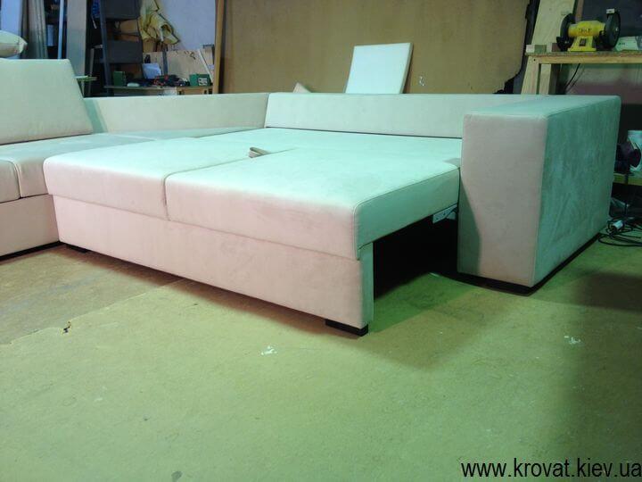 розкладні кутові дивани на замовлення