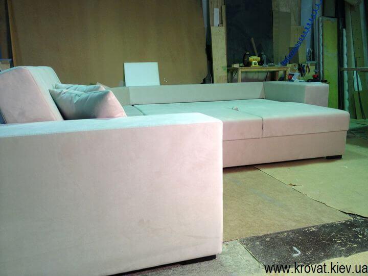 производство угловых диванов