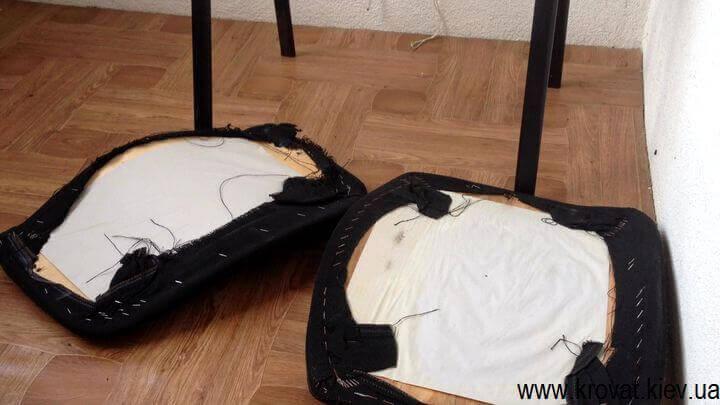 Как перетянуть офисный стул самостоятельно