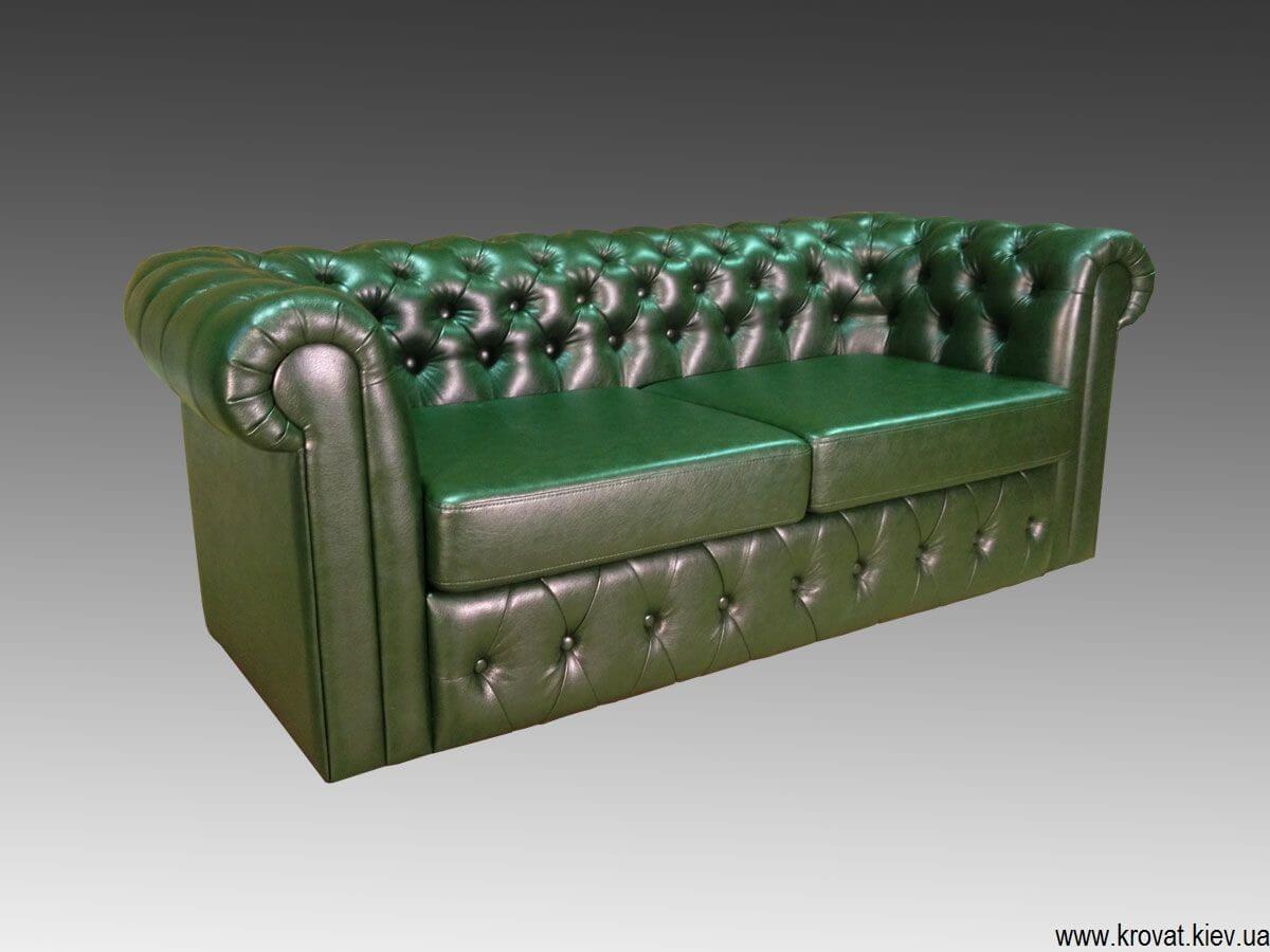 прямой диван в классическом стиле