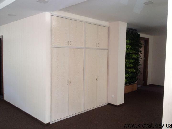 производство шкафов в офис