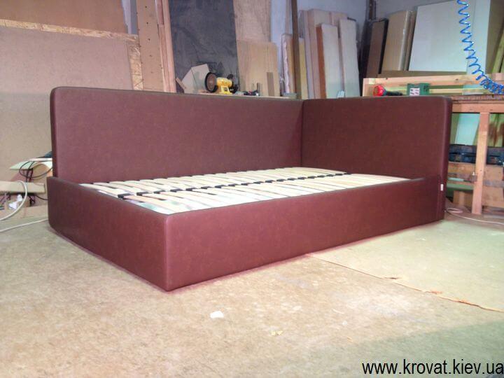 изготовление подростковых кроватей в угол