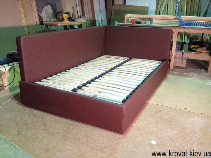 подростковые кровати в угол на заказ