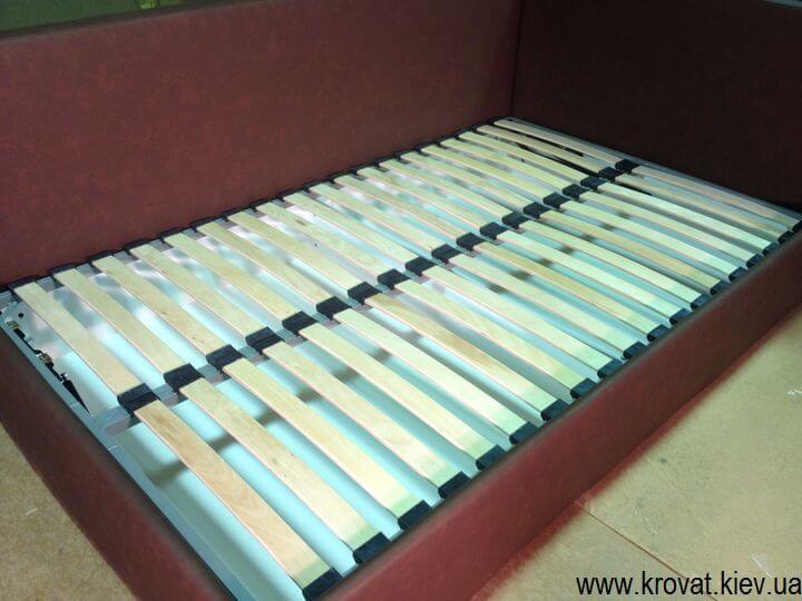 кровать в угол ортопедическая для подростков