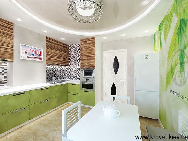 дизайн проект кухни в шпоне на заказ