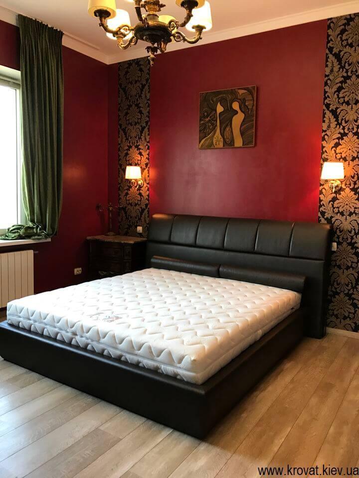 спальня на замовлення з ліжком