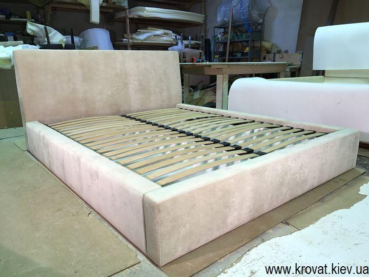 спальная кровать на заказ