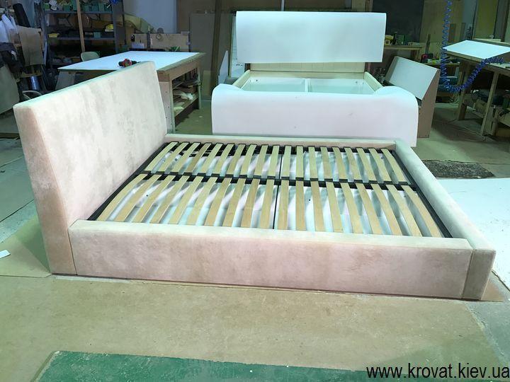 спальні ліжка на замовлення