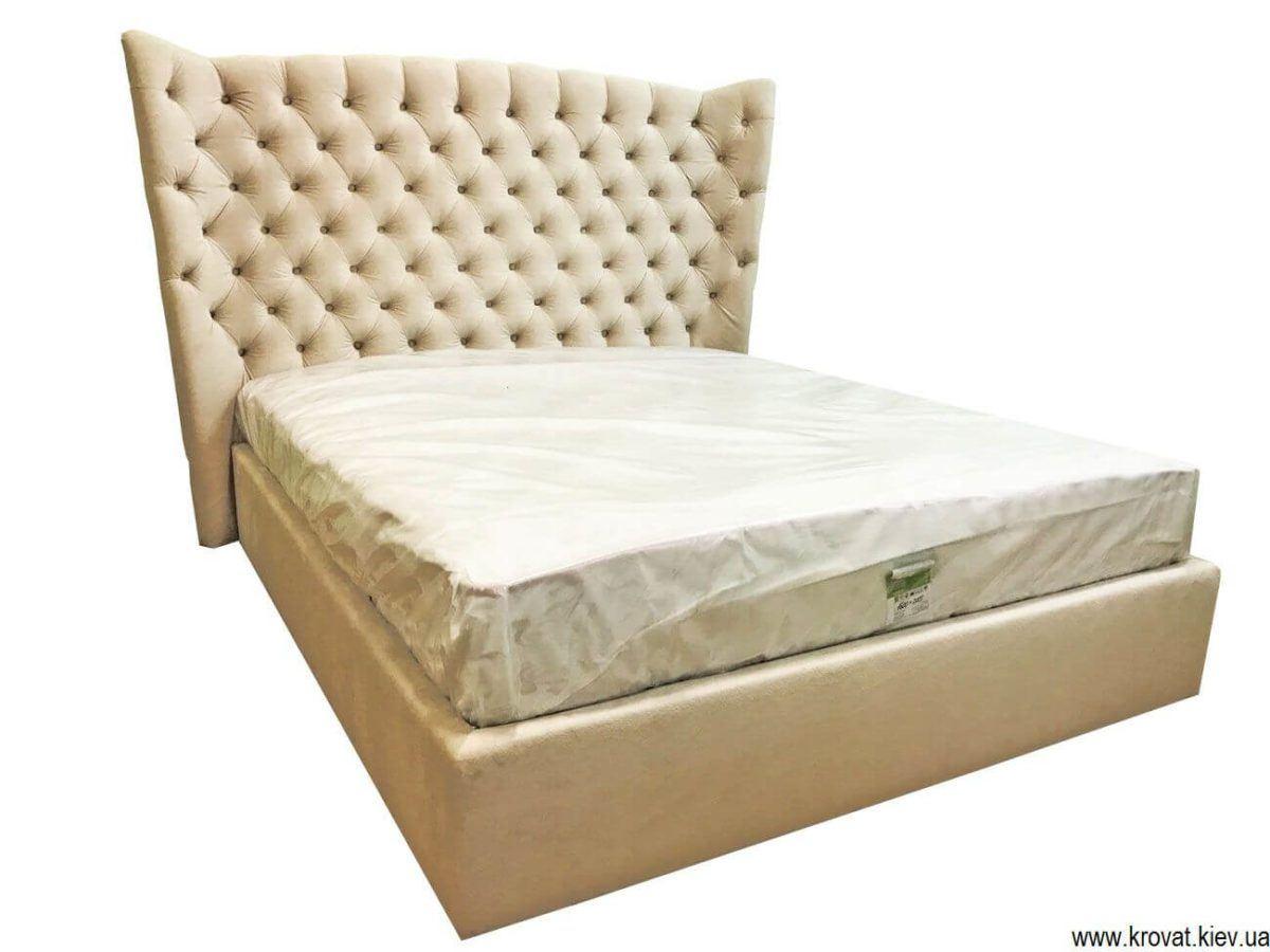ушатая кровать Милан
