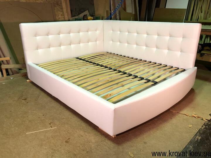 кровать в угол на заказ