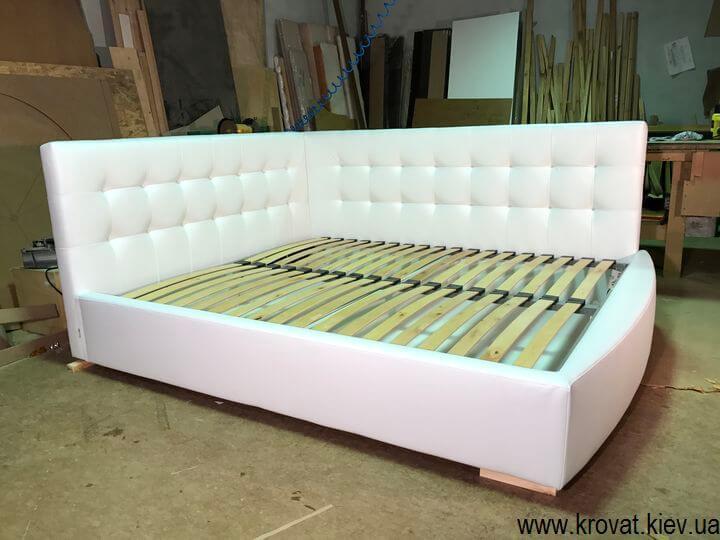 кровати в угол на заказ