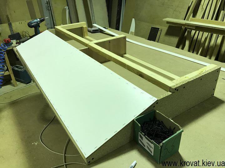 спинка дивана на кухню
