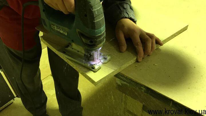 як зробити кухонний диван покрокова інструкція