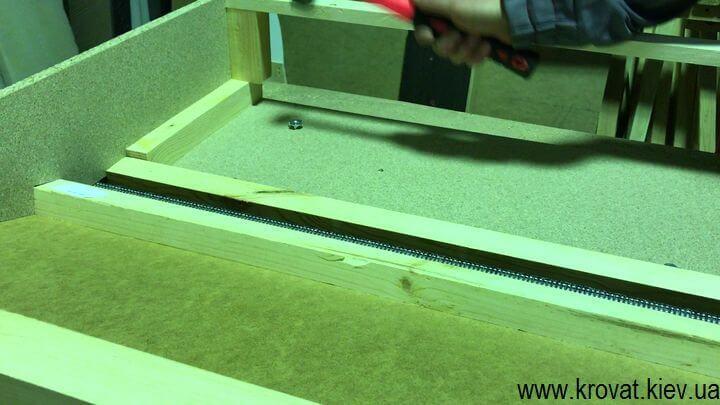 як зробити диван на кухню