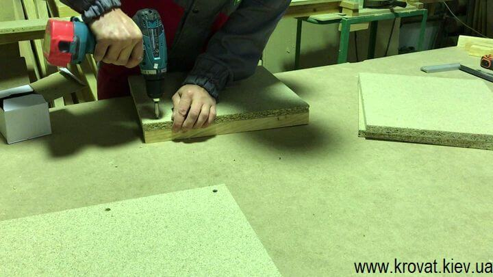 Как сделать квадратный пуф с утяжками