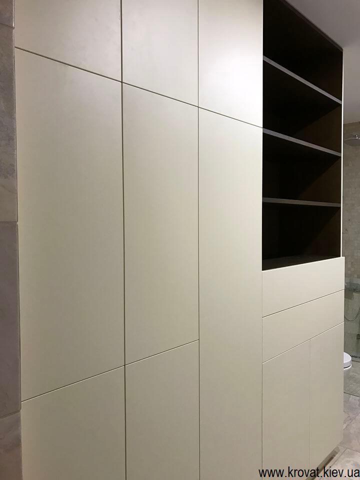 шафа в ванну кімнату на замовлення