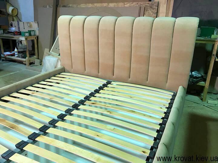 изготовление кроватей с утяжками