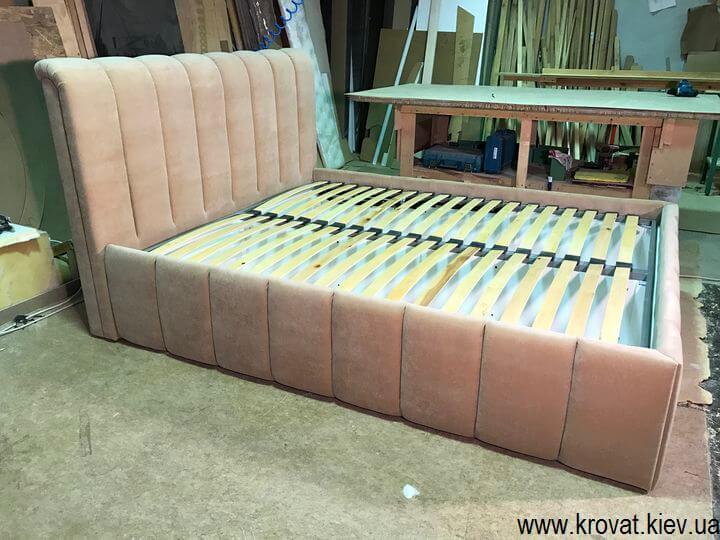 виготовлення ліжок з утяжками на замовлення