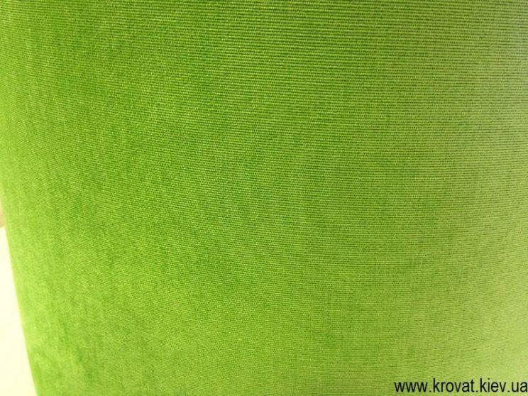 пуфик из ткани велюр