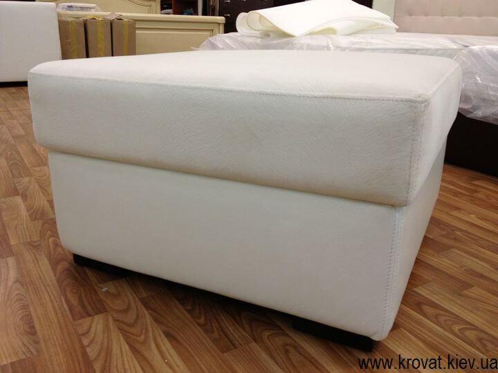 пуфы к дивану