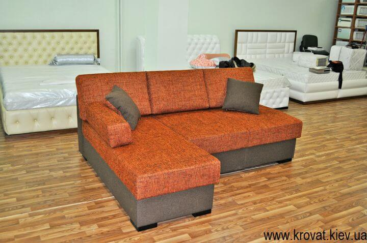 розкладні дивани без підлокітників