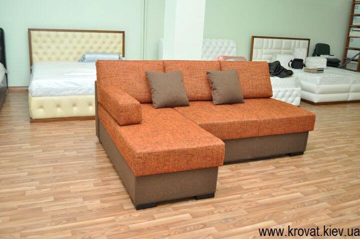дивани без підлокітників на замовлення