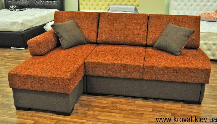 виготовлення диванів без боковин
