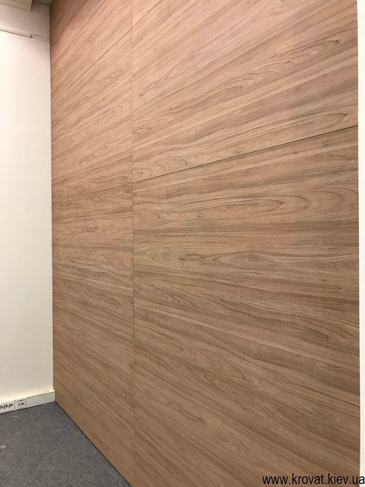 установка стеновых панелей из дсп