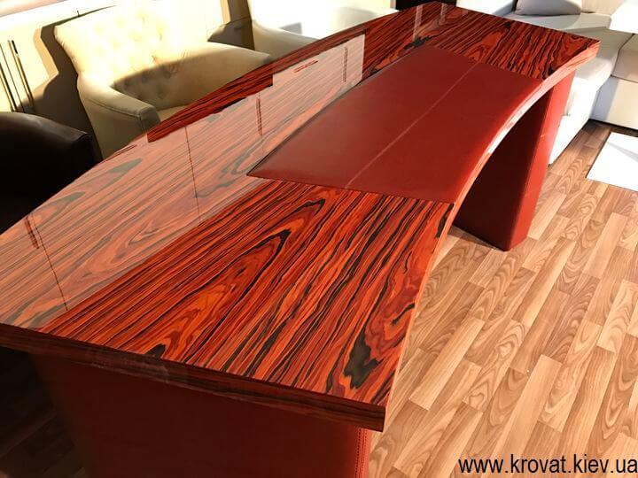 радиусный стол руководителя