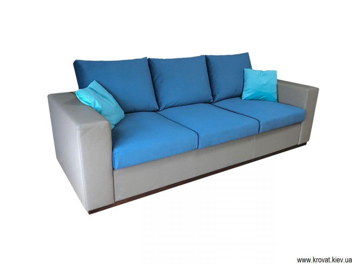диван без трансформації