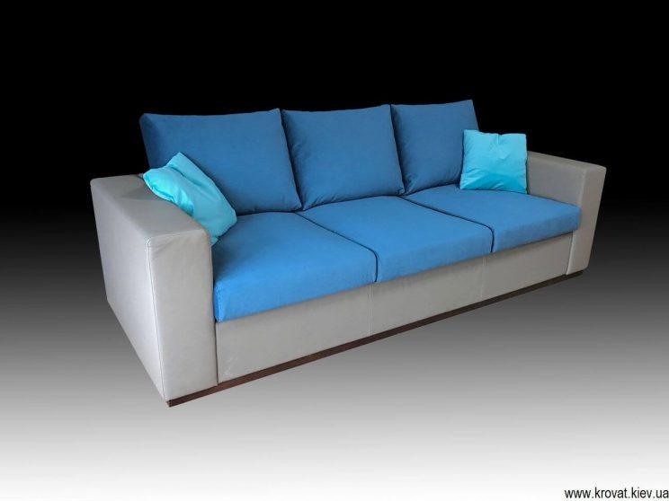 диван без трансформації на замовлення