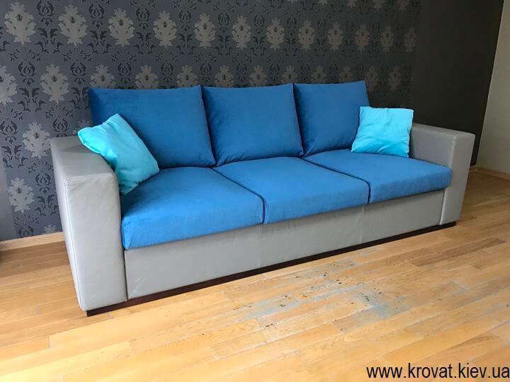 диван без механізму трансформації