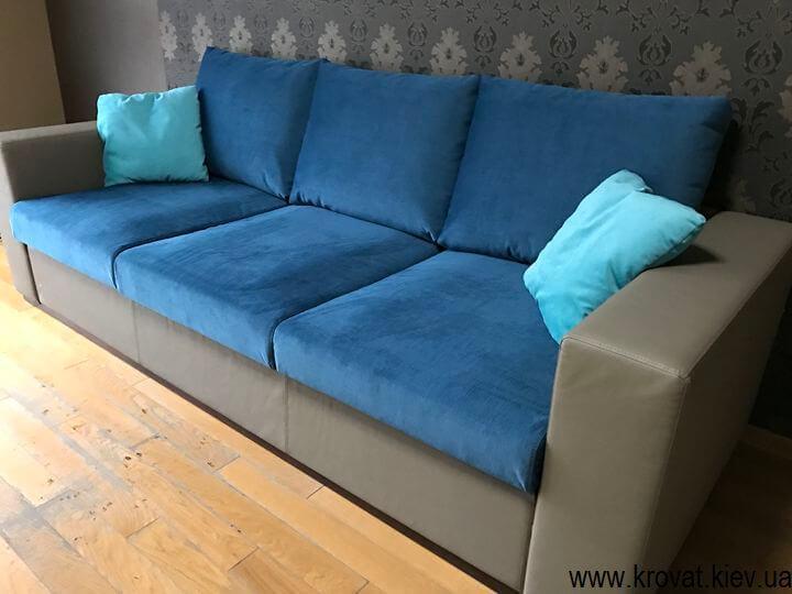 диван без механізму