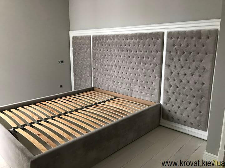 ліжко в спальню на замовлення