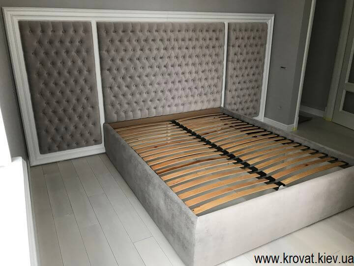 кровать в спальню с подъемным механизмом