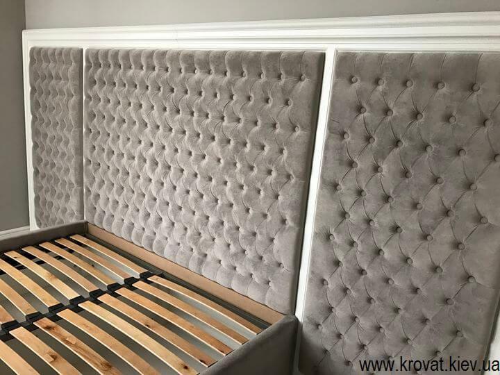 ліжко в спальню з ящиком