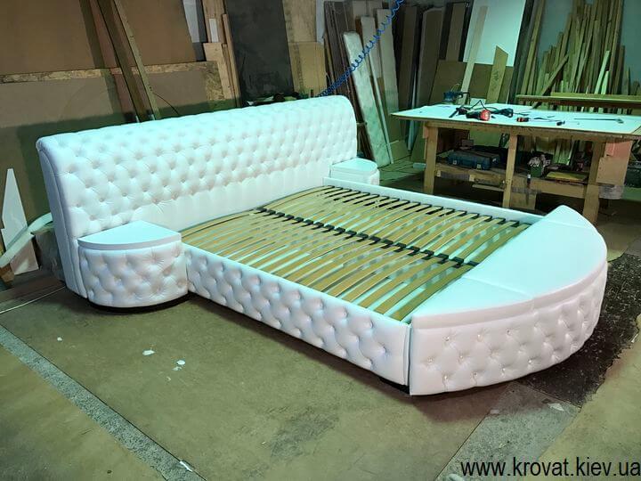 виробник ліжок з банкетками