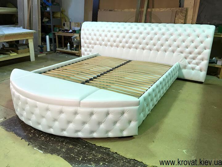 ліжко з камінням swarovski