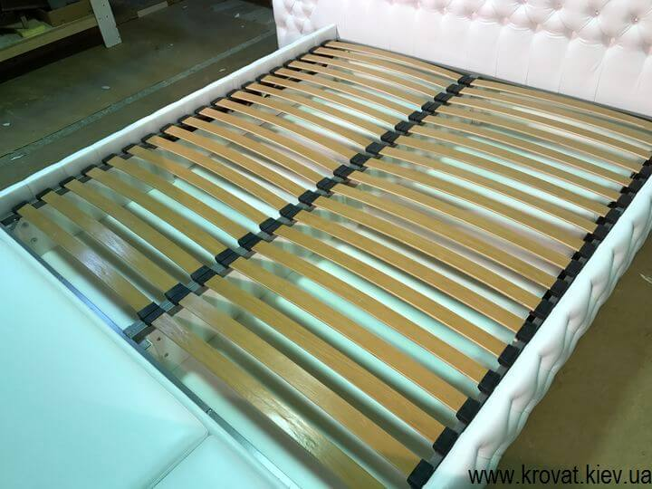 ліжко з коробом для білизни
