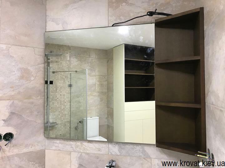 подвесная тумба для ванной под умывальник
