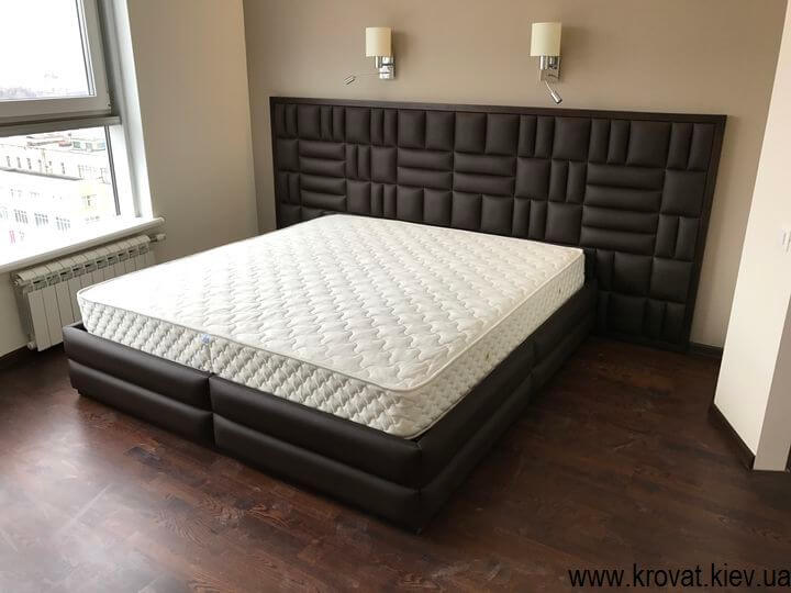 Wide beds to order