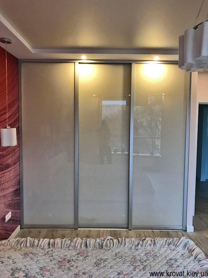 3-х дверный шкафу купе