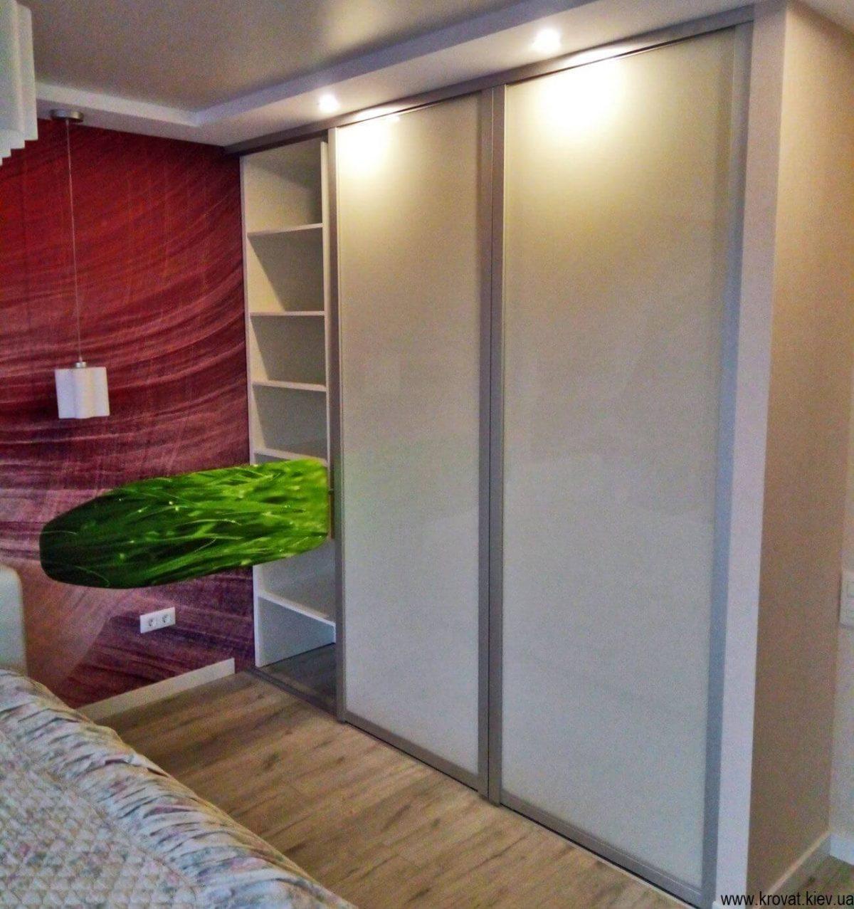 шкаф с гладильной доской