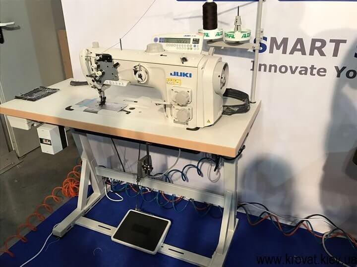 швейные машины мебельная выставка