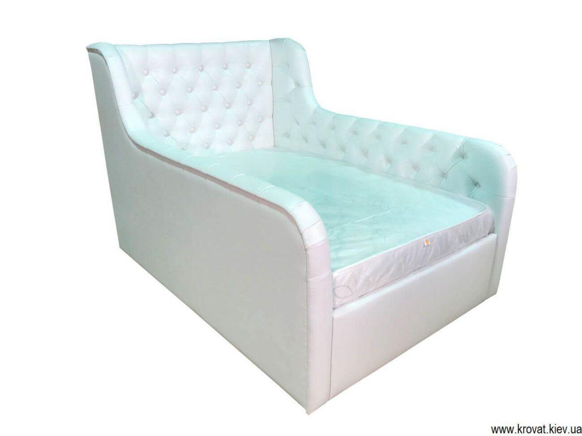 дитяче ліжко з бортиками